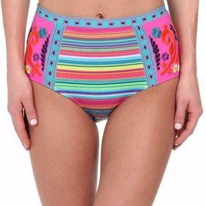 Nanette Lepore Flora Fiesta Pinup Bottom Bikini